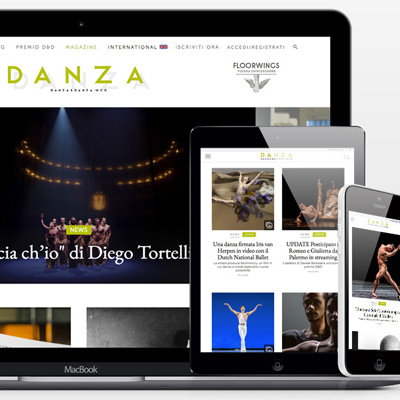 Danza&amp;Danza<br> website
