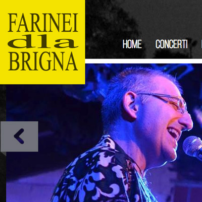 Farinei dla Brigna <br> website