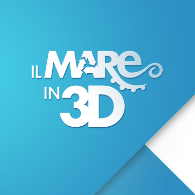 Il Mare in 3d logo & responsive website, a Costa Crociere Foundation project